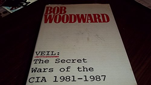 9780671655433: Veil: Secret Wars of the C.I.A., 1981-87