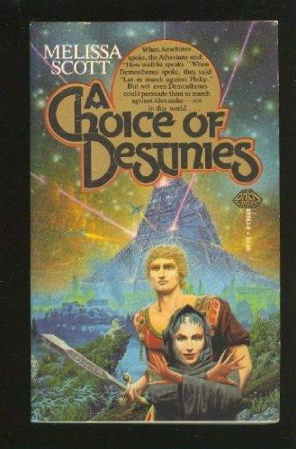 9780671655631: A Choice of Destinies