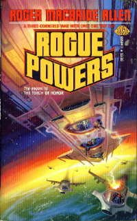9780671655846: Rogue Powers