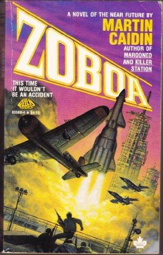 Zoboa (9780671655884) by Martin Caidin