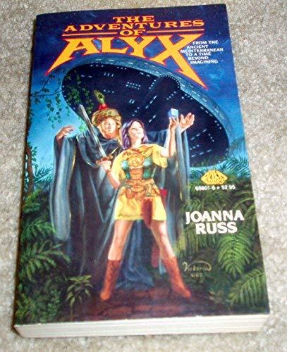 9780671656010: The Adventures of Alyx