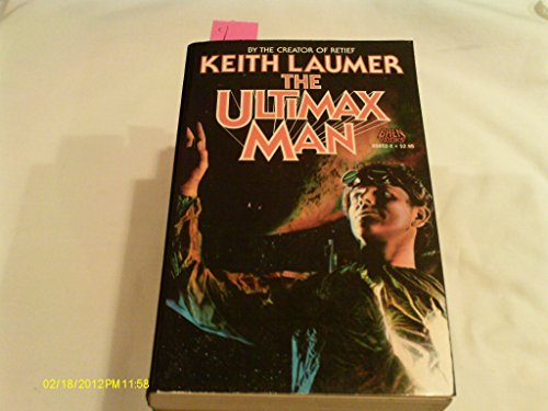 9780671656522: The Ultimax Man