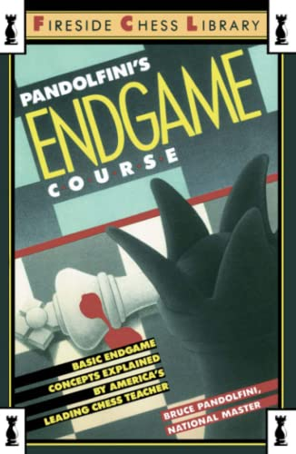 9780671656881: Pandolfini's Endgame Course: Basic Endgame Concepts Explained by America's Leading Chess Teacher (Fireside Chess Library)