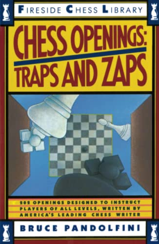 9780671656904: Chess Openings: Traps and Zaps