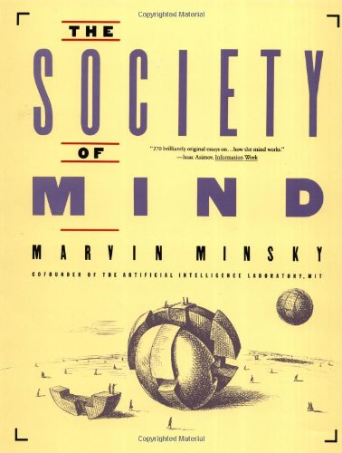 9780671657130: The Society of Mind