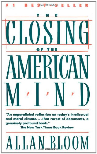 9780671657154: The Closing of the American Mind