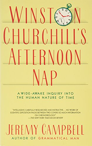 Winston Churchill's Afternoon Nap (0671657178) by Jeremy Campbell