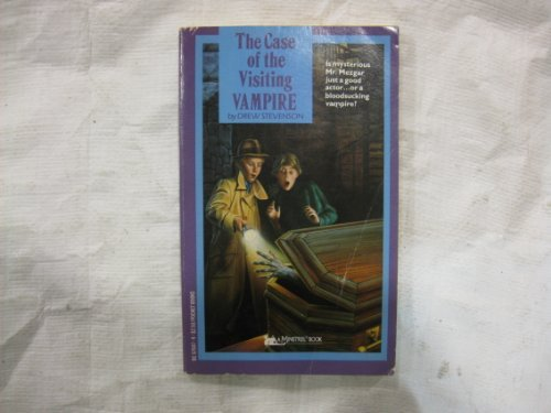 9780671657321: Case of the Visiting Vampire