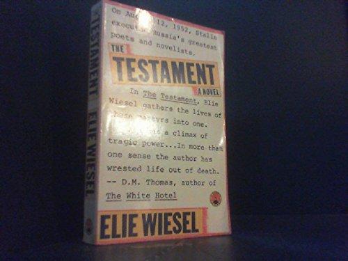 9780671657468: The Testament: A Novel