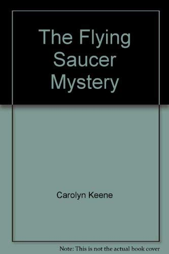 9780671657963: The Flying Saucer Mystery (Nancy Drew Mystery Stories Ser., No. 58)