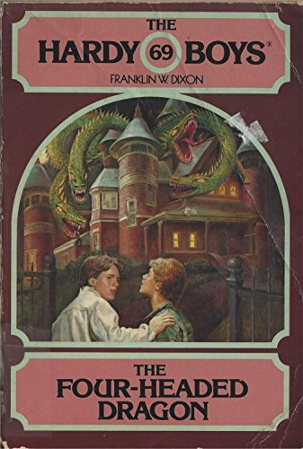 9780671657970: The Four-Headed Dragon (The Hardy Boys #69)