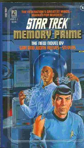 9780671658137: Memory Prime (Star Trek, Book 42)