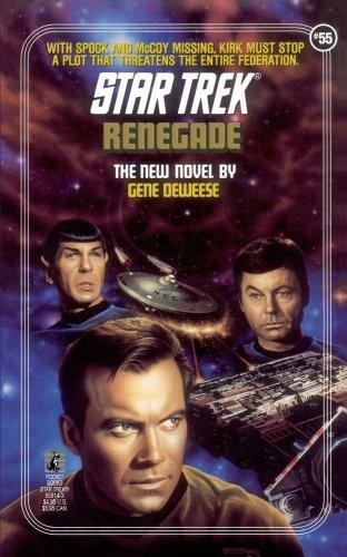 9780671658144: Renegade (Star Trek)