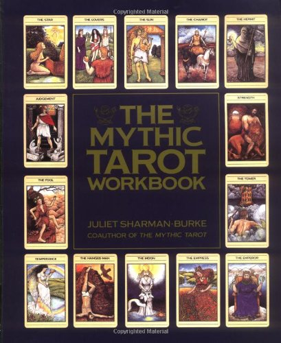 9780671658427: The Mythic Tarot Workbook