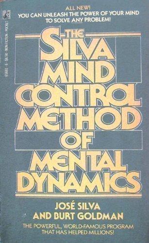 9780671658816: The Silva Mind Control Method of Mental Dynamics