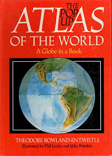 9780671658984: Pop-Up Atlas