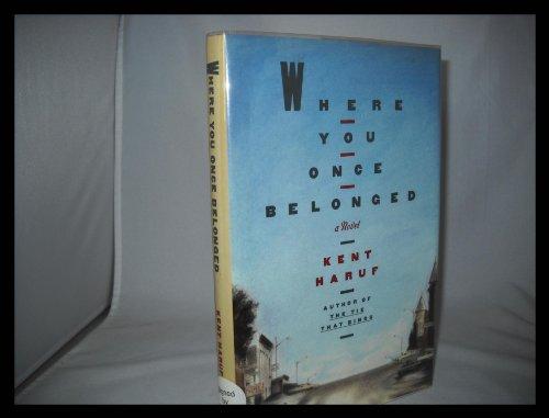 9780671659035: Where You Once Belonged