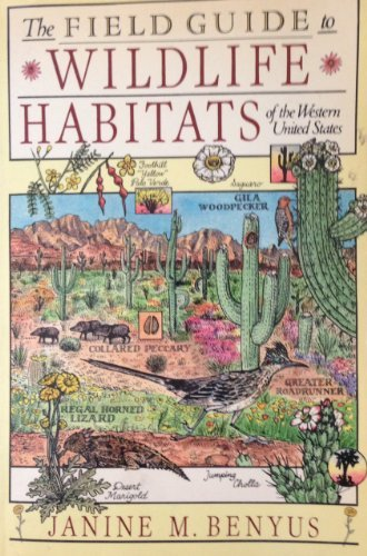 9780671659097: Field Guide to Wildlife Habitats of the Western United States