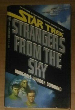 9780671659134: Strangers from the Sky (Star Trek)