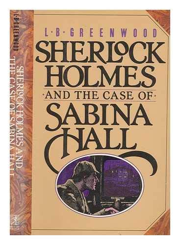9780671659141: Sherlock Holmes and the Case of Sabina Hall