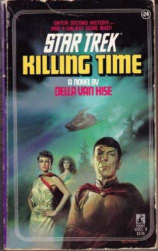 9780671659219: Killing Time (Star Trek, No. 24)
