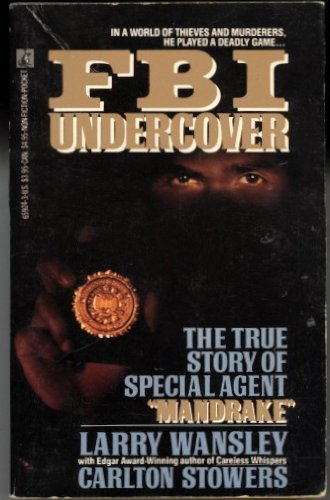 9780671659240: FBI Undercover: The True Story of Special Agent Mandrake
