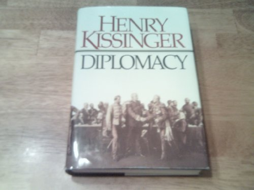 9780671659912: Diplomacy: The History of Diplomacy and the Balance of Power