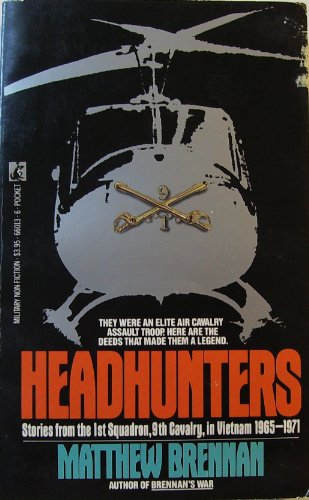 9780671660130: Headhunters