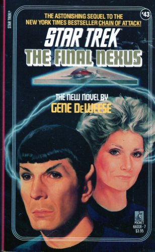 The Final Nexus (Star Trek, No 43)