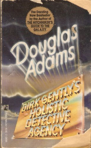 9780671660635: Dirk Gently's Holistic Detective Agency (Dirk Gently, No. 1)