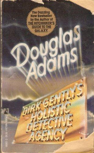 9780671660635: Dirk Gently's Holistic Detective Agency (Dirk Gently, No. 1)