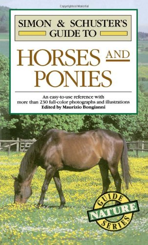 9780671660680: Simon & Schuster's Guide to Horses and Ponies