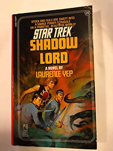 9780671660871: Shadow Lord (Star Trek)