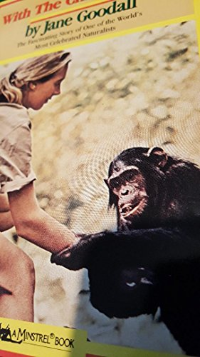 9780671660956: My Life With The Chimpanzees