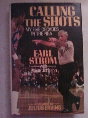 9780671661083: Calling the Shots: My Five Decades in the Nba