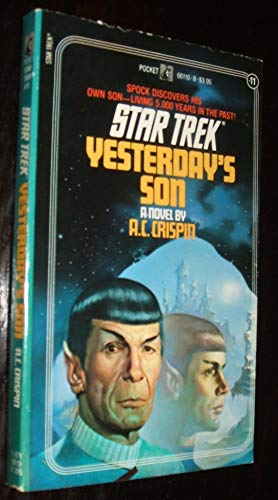 9780671661106: Yesterday's Son - Star Trek #11