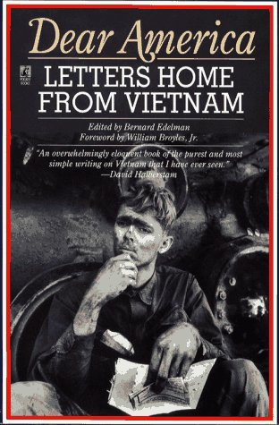9780671661120: Dear America: Letters Home from Vietnam
