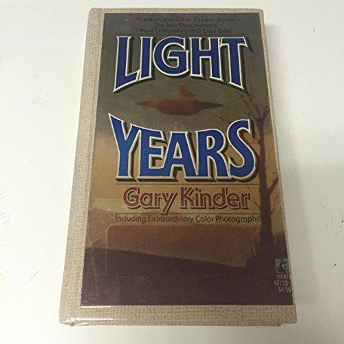9780671661205: Light Years
