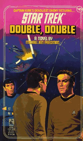 9780671661304: Double, Double (Star Trek)