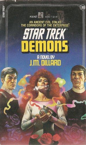 Demons (Star Trek): Dillard, J. M.