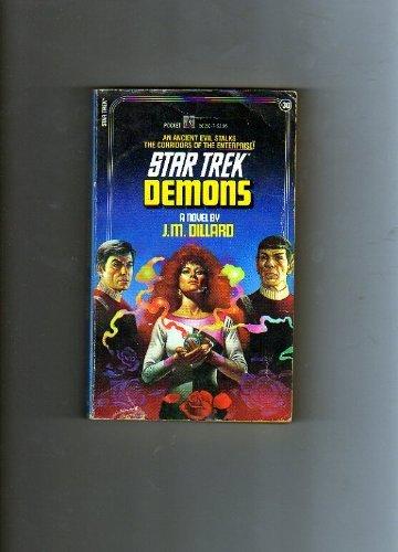 9780671661502: Demons (Star Trek)