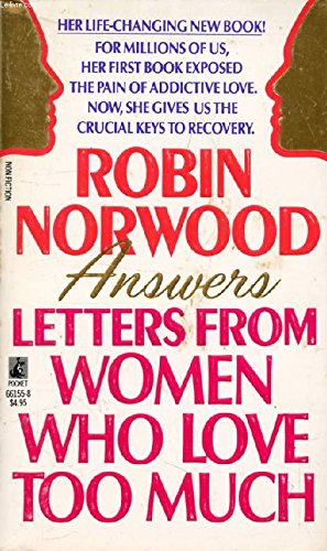9780671661557: Letters from Women Who Love Too Much