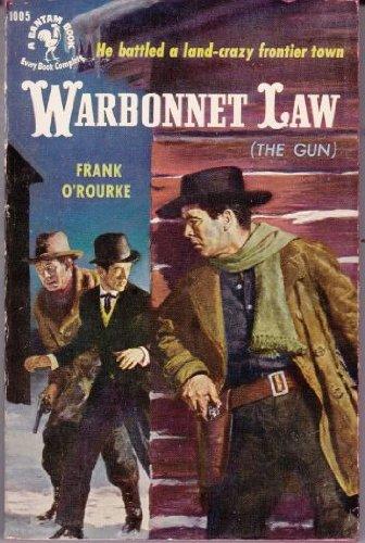 Warbonnet Law: Frank O'Rourke