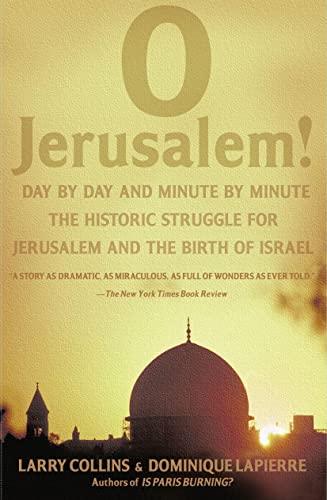 O Jerusalem!: Collins, Larry, Lapierre,