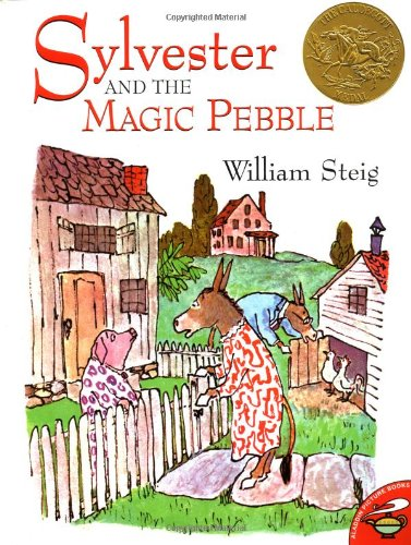 9780671662691: Sylvester and the Magic Pebble (Aladdin Picture Books)