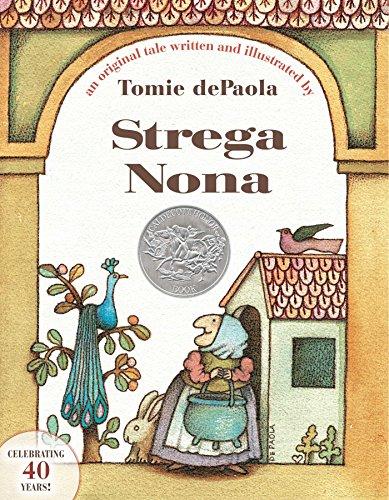 9780671662837: Strega Nona: An Original Tale (Strega Nona Book)