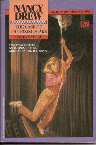 9780671663124: Nancy Drew: The Case Of The Rising Stars, No.87