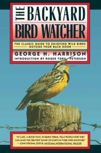 9780671663742: The Backyard Bird Watcher