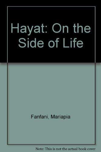 Hayat: On the Side of Life: Fanfani, Mariapia