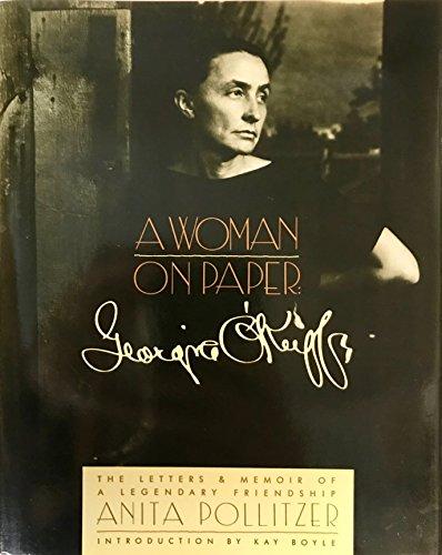 9780671664312: A Woman on Paper: Georgia O'Keefe